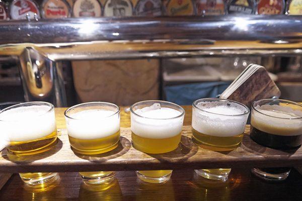 人気のお酒が飲食店を回す!②ツウが頼むクラフトビールの人気に迫る